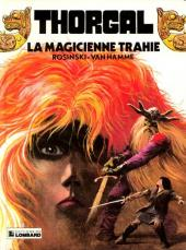 Thorgal -1b90- La Magicienne trahie