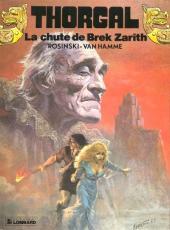 Thorgal -6a1990- La chute de Brek Zarith