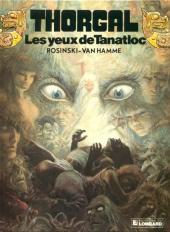 Thorgal -11a91- Les yeux de Tanatloc