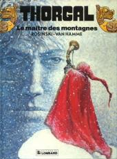 Thorgal -15a1992- Le maître des montagnes
