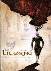 La licorne -1a- Le Dernier Temple d'Asclépios