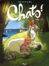 Chats ! -3- Chats Rivari