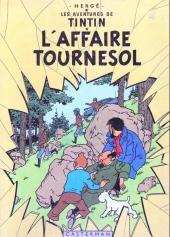 Tintin (Historique) -18B42- L'affaire Tournesol