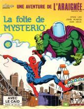 Araignée (Une aventure de l') -29- La folie de Mystèrio