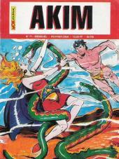 Akim (2e série) -71- La tanière de Rag