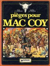 Mac Coy -3b83- Pièges pour Mac Coy