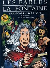 (AUT) Walthéry -8- Les fables de La Fontaine