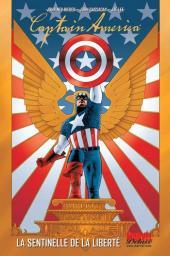 Captain America (Marvel Deluxe) -1- La sentinelle de la liberté