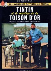 Tintin - Divers -C1b69- Tintin et le mystère de la toison d'or