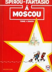 Spirou et Fantasio -42Fina- Spirou et Fantasio à Moscou