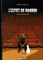 L'esprit de Warren -4a- Encore quelques heures à vivre
