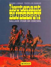 Blueberry -15b1991- Ballade pour un cercueil