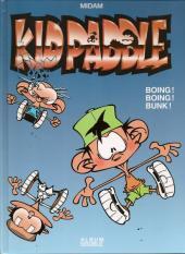 Kid Paddle -INTFL5- Boing ! Boing ! Bunk ! / Dark j'adore !