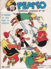 Pepito (1re Série - SAGE) -187- Les pirates fantômes
