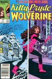 Kitty Pryde and Wolverine (1984) -1- Lies