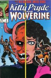 Kitty Pryde and Wolverine (1984) -2- Terror