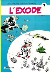 Les petits hommes -1a1981- L'exode
