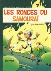Les petits hommes -7a81a- Les ronces du samouraï