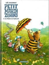 Petitmardi et les Zumins -2- La chasse au papillon