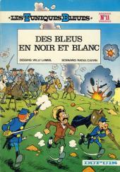 Les tuniques Bleues -11a1983- Des bleus en noir et blanc