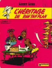 Lucky Luke -41a74- L'héritage de Rantanplan