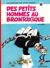 Les petits hommes -2a1981- Des petits hommes au brontoxique