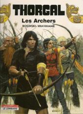 Thorgal -9Ind2- Les Archers