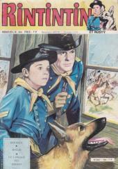 Rin Tin Tin & Rusty (2e série) -164- Shawnee, le fils du Matin-Calme