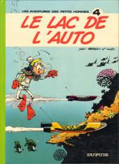Les petits hommes -4a1980- Le lac de l'auto