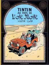 Tintin (Historique) -15B42- Tintin au pays de l'or noir