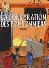 Dick Hérisson -5a- La conspiration des poissonniers