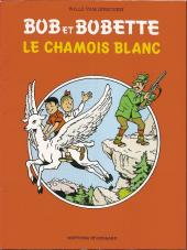 Bob et Bobette (Publicitaire) -Fru1- Le Chamois blanc