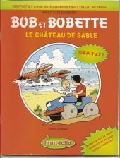 Bob et Bobette (Publicitaire) -Frui1- Le château de sable