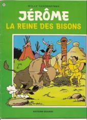 Jérôme -86- La reine des bisons