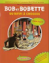 Bob et Bobette (Publicitaire) -Frui2- Du rififi à Cnossos