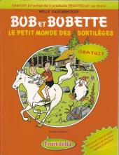 Bob et Bobette (Publicitaire) -Frui3- Le petit monde des sortilèges