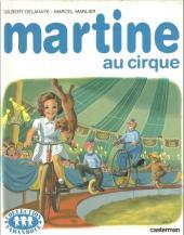 Martine -4b85- Martine au cirque