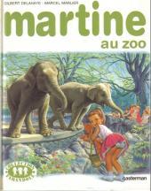 Martine -13a- Martine au zoo