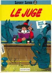 Lucky Luke -13C1990- Le juge