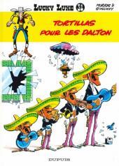 Lucky Luke -31d04- Tortillas pour les Dalton
