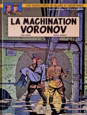 Blake et Mortimer (Les Aventures de) -14a01- La Machination Voronov