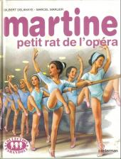 Martine -22b- Martine petit rat de l'opéra