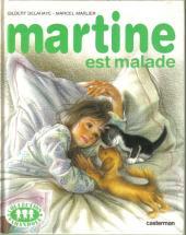 Martine -26a- Martine est malade