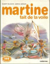 Martine -29- Martine fait de la voile