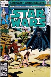 Star Wars (Comics Collector) -40- Numéro 40