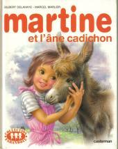 Martine -31a- Martine et l'âne Cadichon