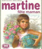 Martine -32- Martine fête maman