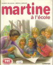 Martine -34'- Martine à l'école