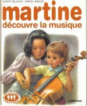 Martine -35- Martine découvre la musique
