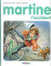 Martine -46a- Martine, l'accident